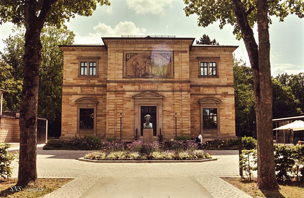 Haus Wahnfried in Bayreuth