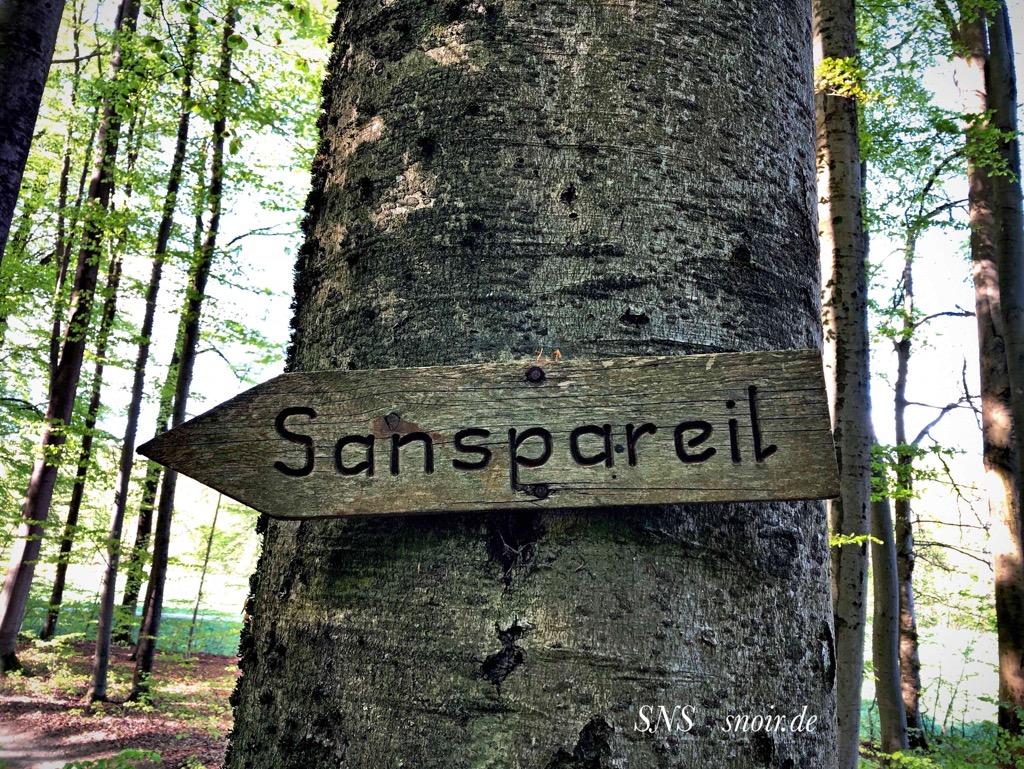 Photos: Ein Spaziergang in Sanspareil – der Felsengarten Sanspareil u. auf den Spuren von Markgräfin Wilhelmine von Bayreuth